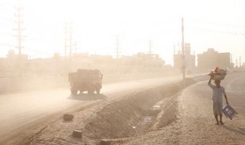 Бангладеш е държавата с най-замърсен въздух, България е на 24-о място