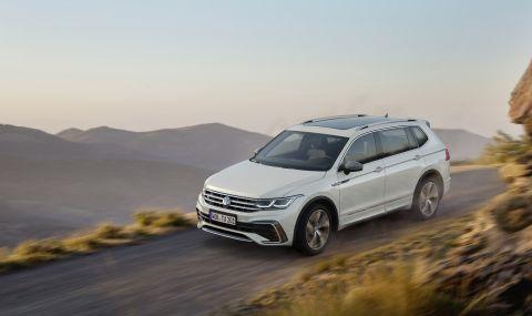 Volkswagen обнови по-големия Tiguan - 3