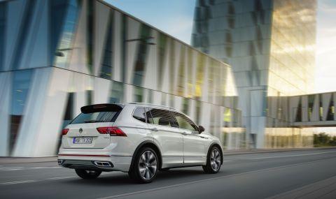 Volkswagen обнови по-големия Tiguan - 4