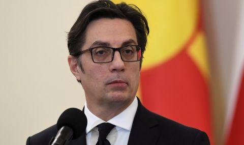 Пендаровски: Защо да включваме българите в конституцията?