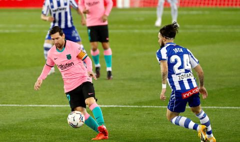 Барселона преподписва с Меси и започва да преследва сериозно Неймар