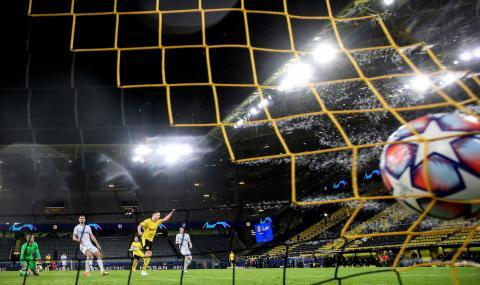 Борусия Дортмунд си взе своето от Зенит, Лацио с равенство срещу Брюж (ВИДЕО)