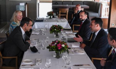 Гърция подкрепи Северна Македония