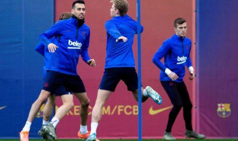 Звездите на Барселона отказаха да намалят заплатите си