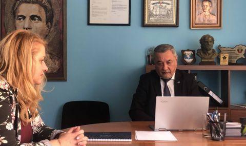 НФСБ: В помощ на българите в чужбина - изпълнено