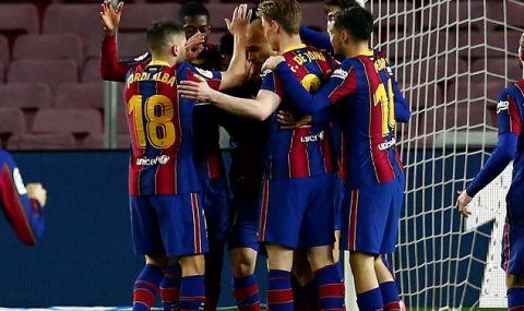 Барселона обмисля грандиозен трансферен ход
