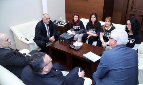 Борисов: Продължаваме с реформата в ТЕЛК