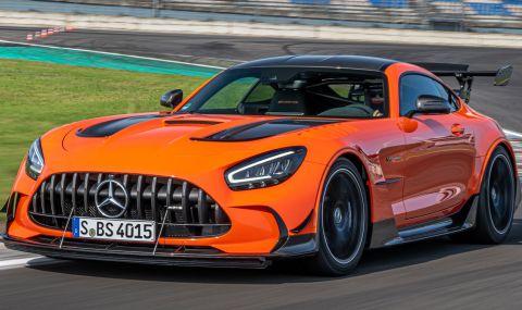 Mercedes ще спре да предлага някои AMG модели - 1