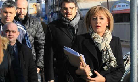 Манолова обжалва отказа да се касират изборите в София