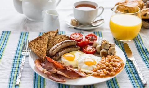 Обилната закуска може да се окаже полезна
