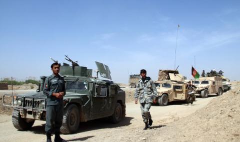 Ужас след взрив в Афганистан