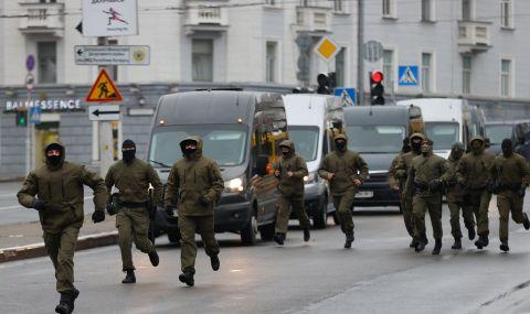 Беларус използва бежанците като оръжие