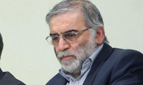 Иран обвини Израел в убийство
