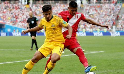 Локомотив Пловдив подписа с участник на Световното първенство в Русия с Перу