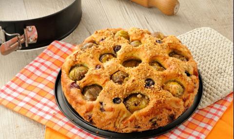 Рецепта на деня: Диетичен десерт със смокини