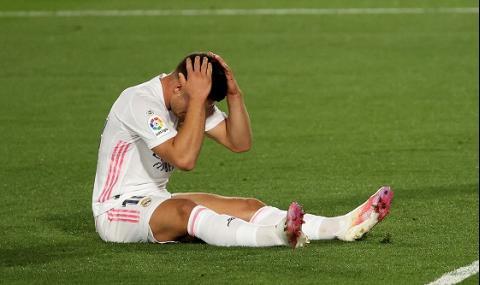 Угроза от затвор тегне над нападател на Реал Мадрид