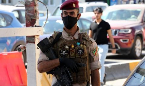 Ирак въвежда комендантски час