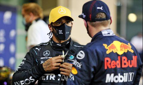 От Red Bull: Хамилтън трябва да спре с психологическите си игрички