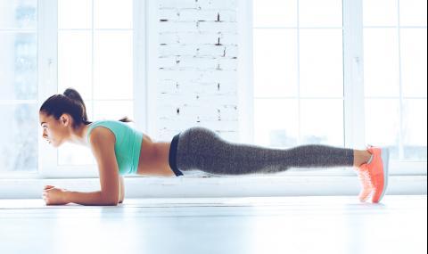 Това се случва с тялото, когато правите планк редовно