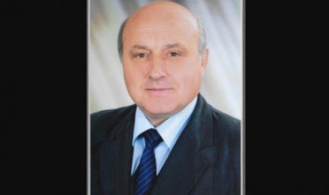 Почина бившият кмет на Стара Загора проф. Светлин Танчев