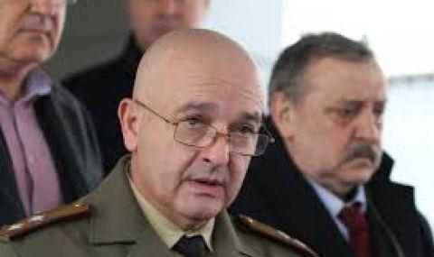 Ген. Мутафчийски:  Ехото от подвизите на българските медици ще отеква поколения напред