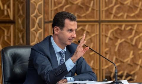 Башар Асад нареди: Съставете ново правителство!