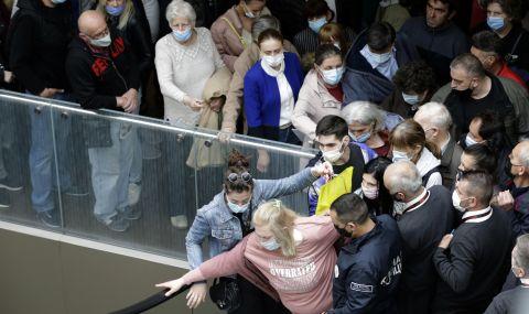 Сърбия ще поставя трета доза на рискови граждани