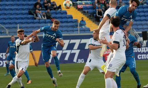 Левски предлага нов договор на втория си капитан