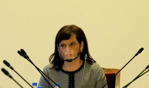 Дариткова: Изборът на ваксини е експертно решение, не политическо