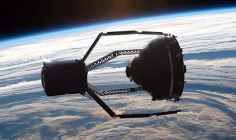 Космически боклукчийски камион ще чисти