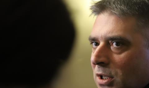 Протест поиска оставката на Данаил Кирилов
