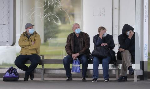Рекорден брой починали в Русия от началото на пандемията