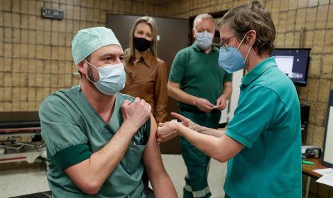 Белгия помоли Германия да приеме пациенти
