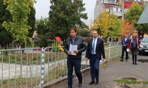 Зам.-министър Шишков в Айтос: Ще съдействаме за обходен път, липсва инициатива от общината - 1
