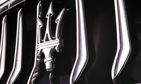 И Maserati минава на ток