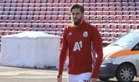 Официално: ЦСКА се раздели с Раул Албентоса
