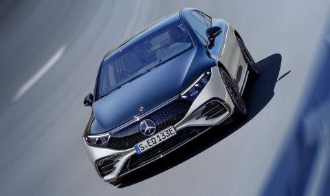 Mercedes представи електрическата S-Klasse - 7