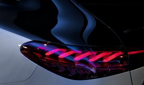 Mercedes представи електрическата S-Klasse - 13