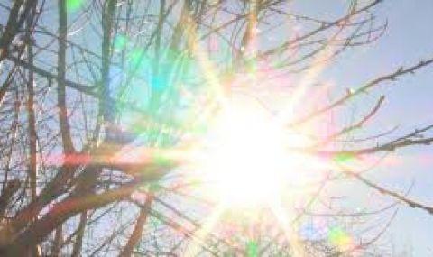Тиха и слънчева неделя