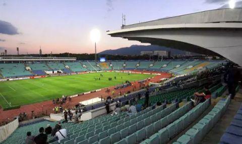 Исторически ден за българския футбол!