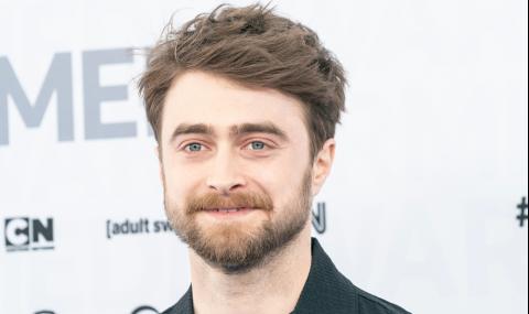 Даниел Радклиф: Пропих се заради Хари Потър