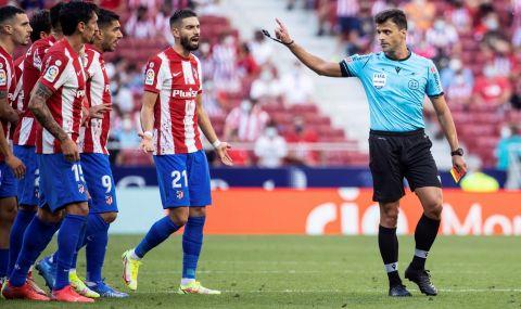 Испанският шампион не успя да пречупи Билбао, но е на върха в Ла Лига - 1