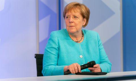 Меркел на посещение в САЩ