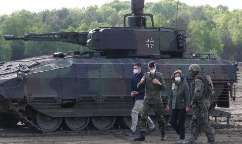 НАТО се противопоставя на ядрените ракети в Европа