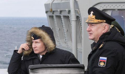 Русия строи уникален стелт кораб