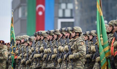 Азербайджан: Пияни арменци извършиха провокация на границата