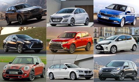 Искате употребявана кола. Знаете ли кои са най-надеждните марки?