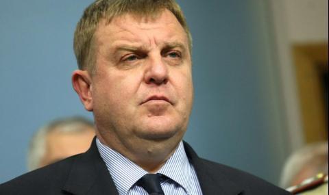 Каракачанов: Има напрежение в коалицията