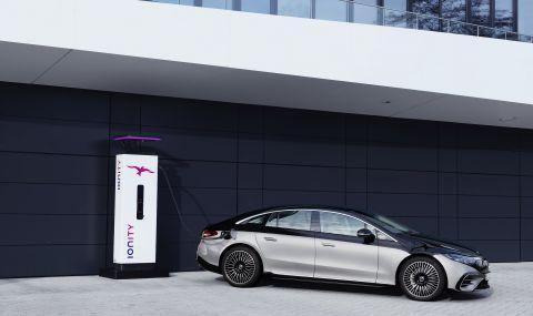 Mercedes представи електрическата S-Klasse - 4