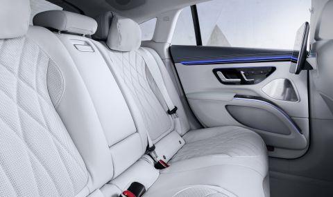 Mercedes представи електрическата S-Klasse - 15